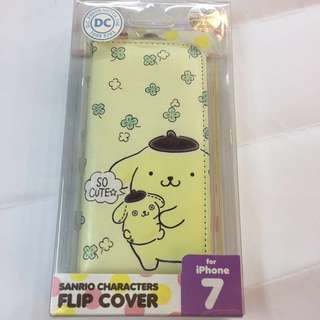 Sanrio 布甸狗 flip cover