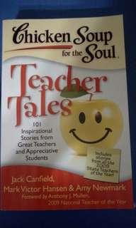 Chicken soup for teachers