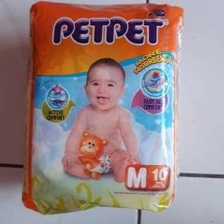 PETPET Tape Diapers