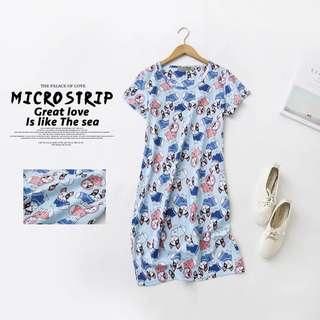 Free Mail Japan Pyjamas Dress