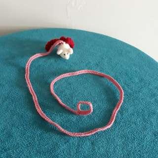 Amigurumi My Pet Toy.