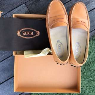 Authentic Tod's shoes