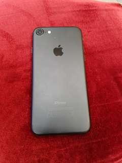 Iphone 7 32gb black matte