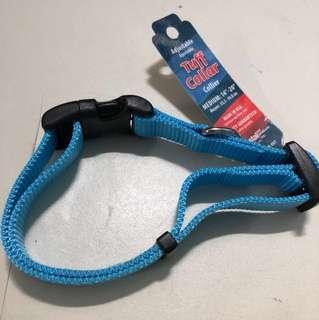 "Coastal Tuff Collar Medium 14""-20"" Blue (NEW)"