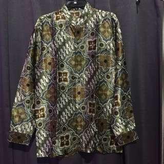 Kemeja Batik (Cowok)