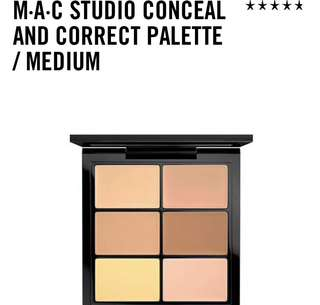 M.A.C Pro Conceal And Correct Palette (Medium)