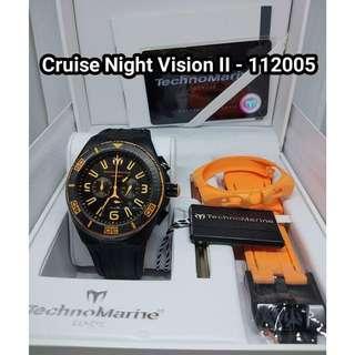 Technomarine Cruise Night Vision II 112005
