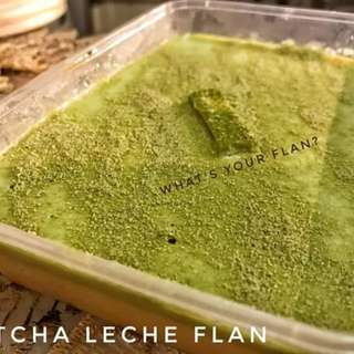 Flavored lecheflans