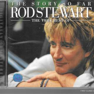 MY PRELOVED CD -THE STORY SO FAR ROD STEWART THEVBEST OF /FREE DELIVERY (F3Z)