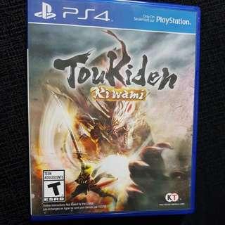 PS4 Toukiden Kiwami