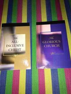 Religious books (2)