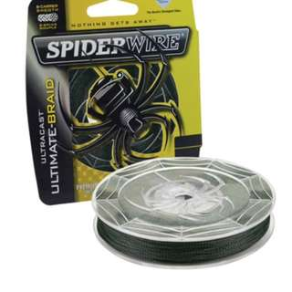 TALI PANCING /FISHING LINE SPIDERWIRE