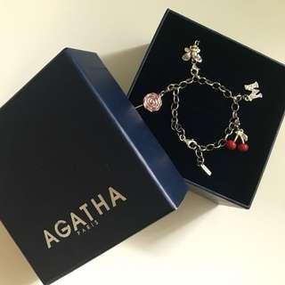 95%新 Agatha 手鏈