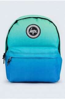 Hype backpack blue ombre 絕版背囊