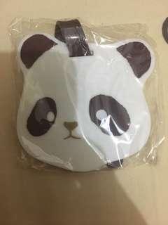 奇華熊貓行李牌