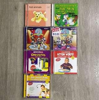 CDs & VCDs
