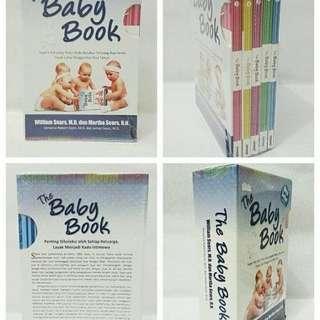 JUAL RUGI THE BABY BOOK BUKU PERAWATAN BAYI ANAK