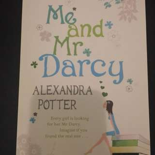 ** Fast Deal ** Alexandra Potter - Me and Mr Darcy