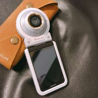 Casio FR100L 美腿神器 網美必備相機