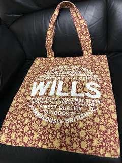 Jack Wills tote