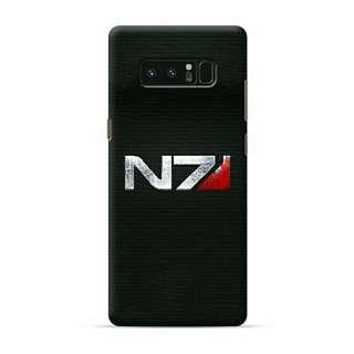 Mass Effect N7 Samsung Galaxy Note 8 Custom Hard Case