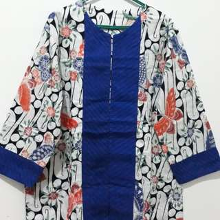 Blus batik wanita (harga nett)