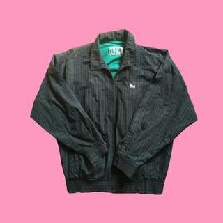 REPRICED Vintage plaid jacket by BALENO