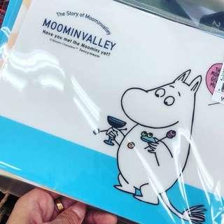姆明 滑鼠墊 mouse pad