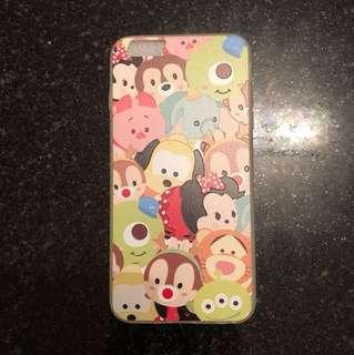 Disney tsum tsum iPhone 6plus case