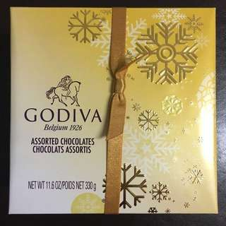Godiva Assorted Chocolates