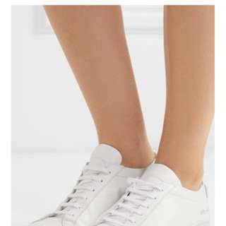 Common Project leather sneakers
