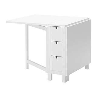 Ikea Table 70% new