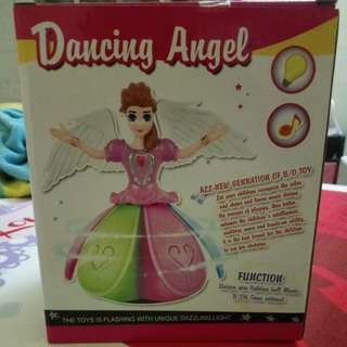 Dancing angel