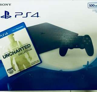PS4 機 500G + Game