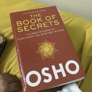 OSHO the book of secrets: 112 meditation