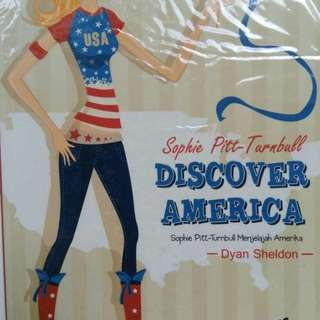 (TERMURAH) TEENLIT NOVEL REMAJA DISCOVER AMERICA
