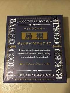 日本島根曲奇餅乾