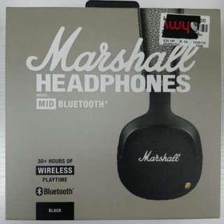 Marshall 耳機