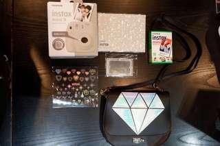 Instax mini 9 special kit GINZA