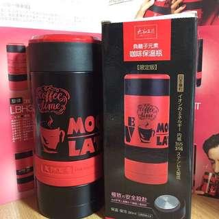 🚚 太和工房(限定版)負離子元素咖啡保溫瓶380ml