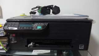 Printer hp 4500 color (3 in 1)