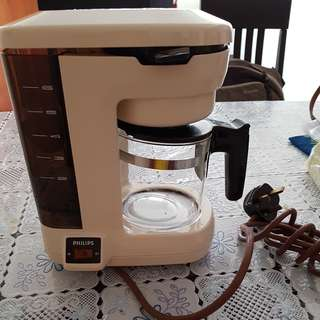 Vintage Phillips Coffee Maker