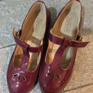 NEW TOPSHOP vintage shoes