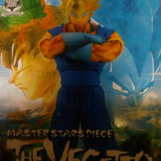 MASTERS STAR PIECE THE VEGETTO
