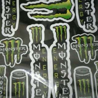 Monster Energy Drink stickers for sale!!