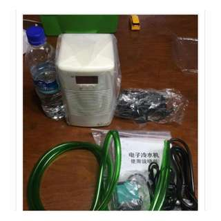 AOL AL-20 Mini Nano Chiller with mini water pump