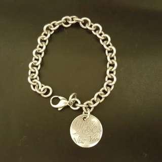 """Tiffany Bracelet 7.5"""""""