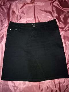 Mini Skirt BIG Size (Denim)