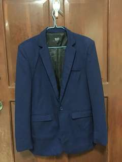 Wall Street Suit Blazer (Negotiable)