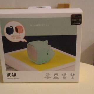 Roar wireless bluetooth speaker